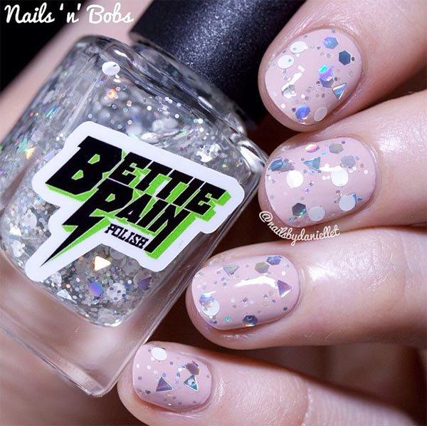 nail, finger, blue, nail care, purple,