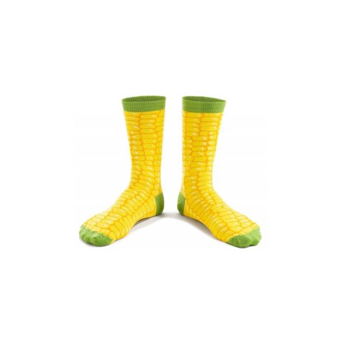 Ashi Dashi Corn Socks