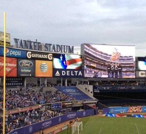 Yankee Stadium : New York, USA