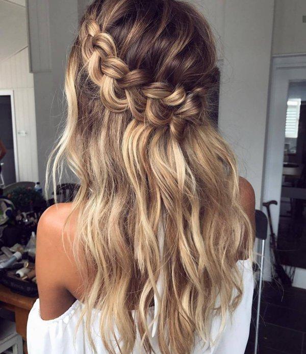 hair, hairstyle, face, blond, long hair,