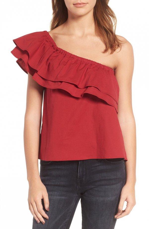 clothing, sleeve, maroon, blouse, magenta,
