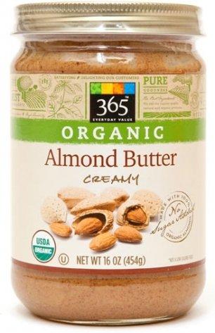 365 Brand Almond Butter