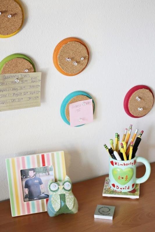 Mini Bulletin Boards