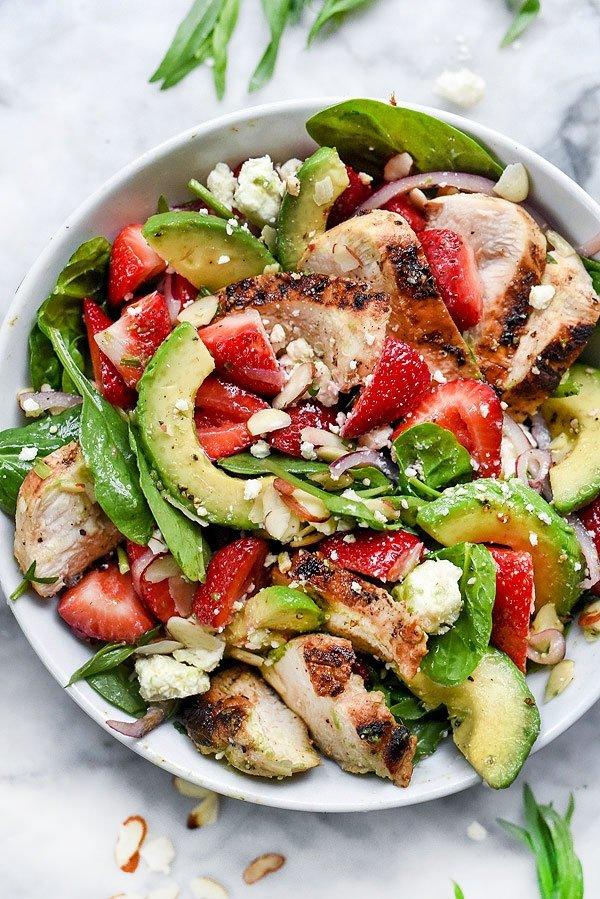 produce, food, dish, salad, plant,