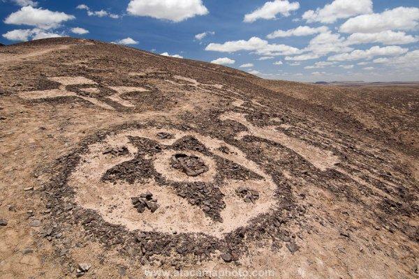 Chug-Chug Geoglyphs, Calama and Maria Elena Municipalities, Chile