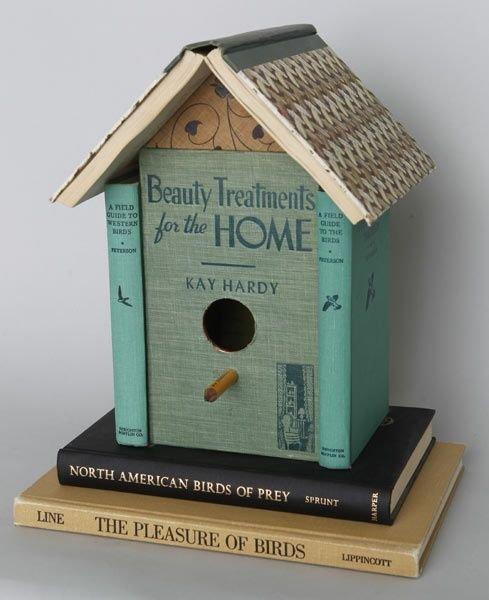 Book-based Birdhouses
