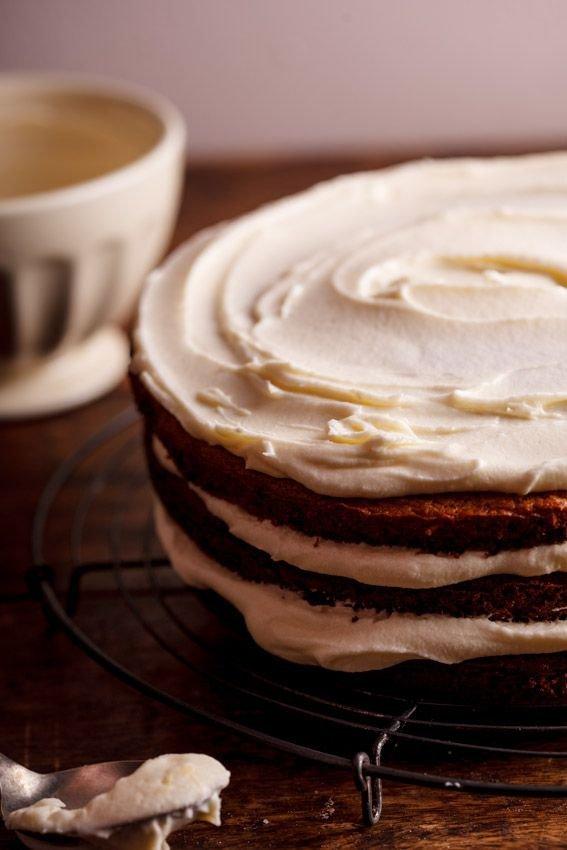 dessert, buttercream, cream, whipped cream, baking,