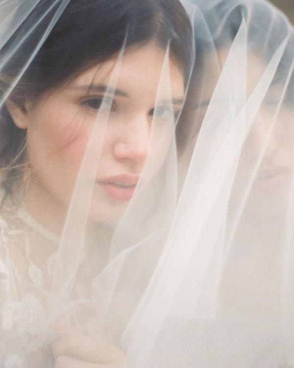 veil, woman, bride, skin,
