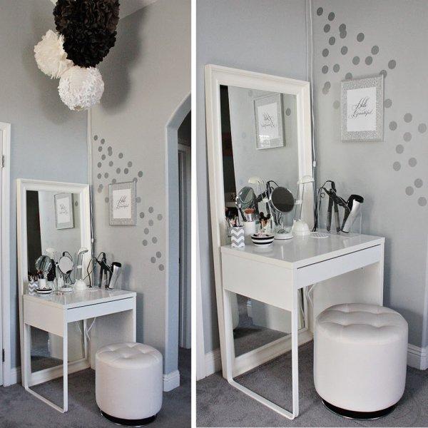 Find Your Fantasy Makeup Room Inspiration Here Makeup