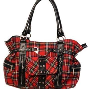 Red Punk Handbag