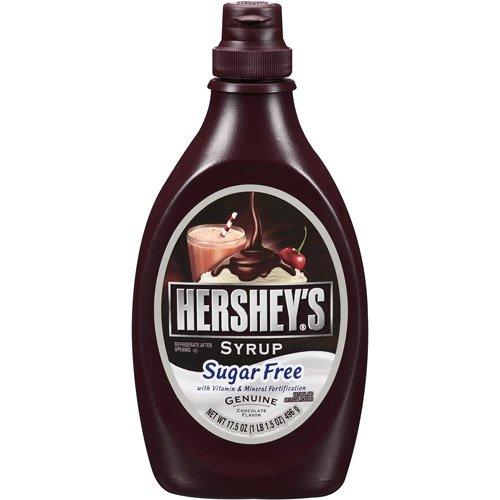 Hershey's Sugar-Free Chocolate Syrup