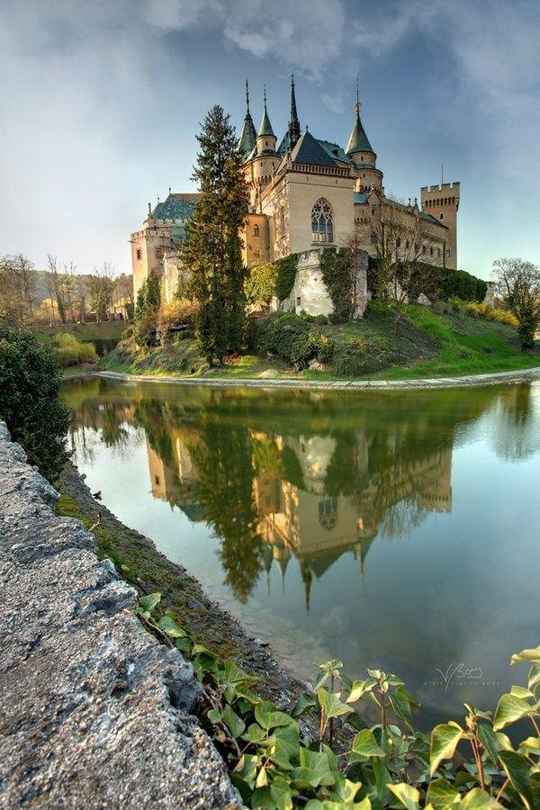 Castle of Spirits, Slovakia