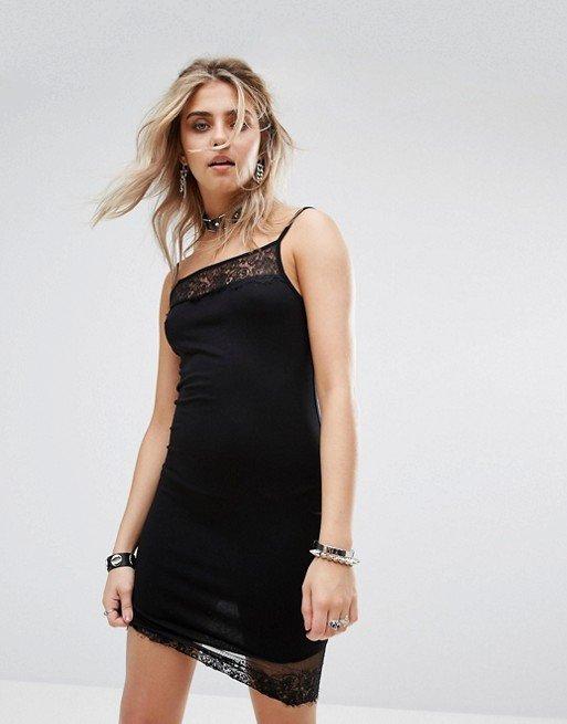 dress, little black dress, clothing, black, day dress,