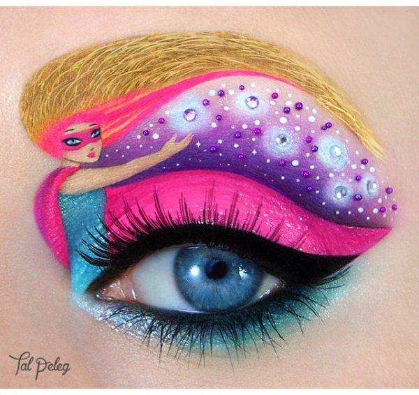 color,face,violet,blue,eyelash,