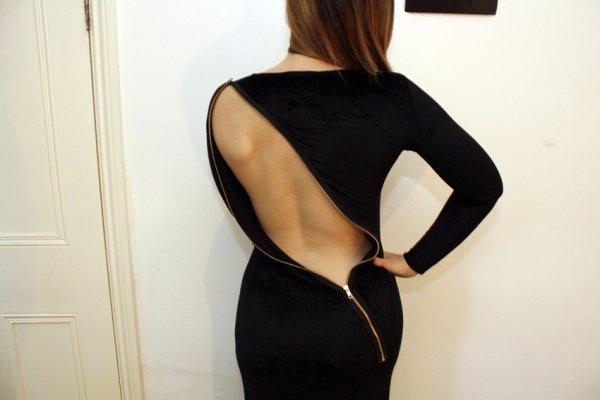 A Stuck Zipper