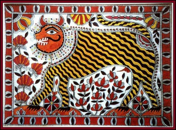 Bihar Embroidery
