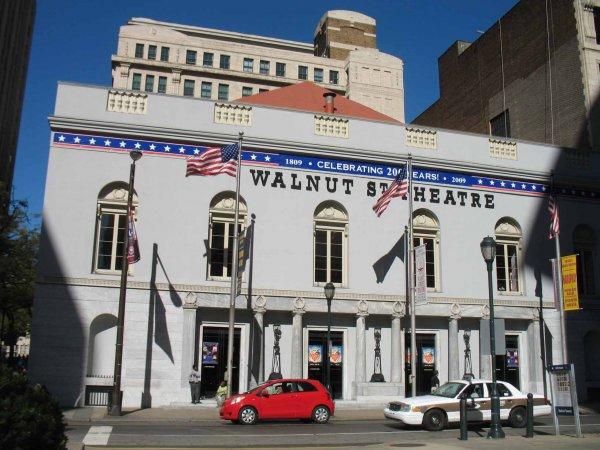Walnut Street Theater, Pennsylvania