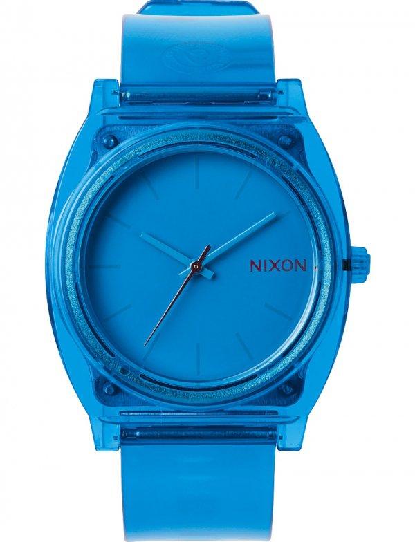 Time Teller P, Translucent Blue, Unisex