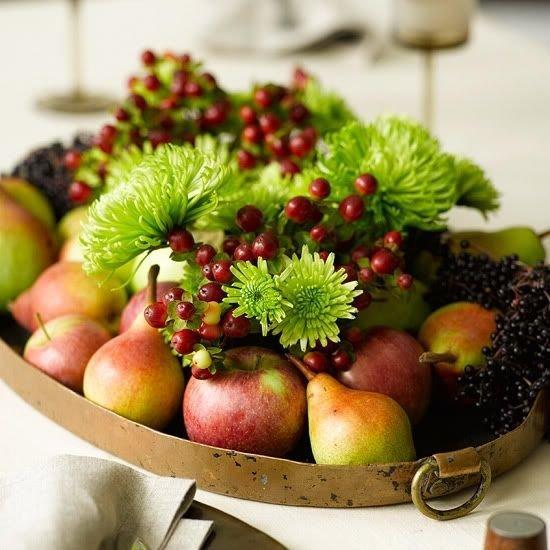 Festive Fall Tablescapes