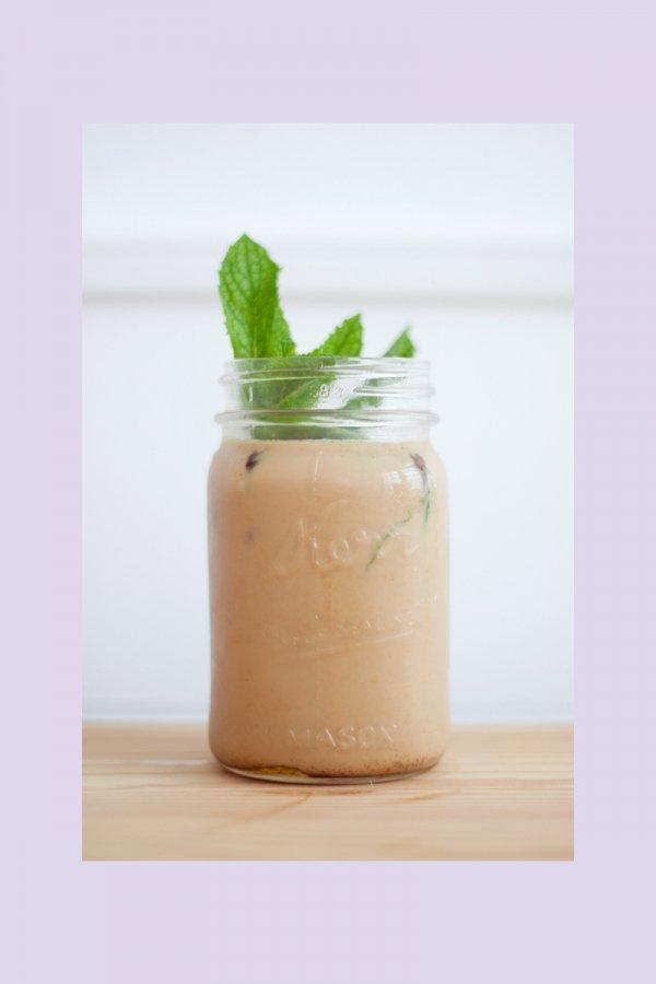 Mint Iced Coffee