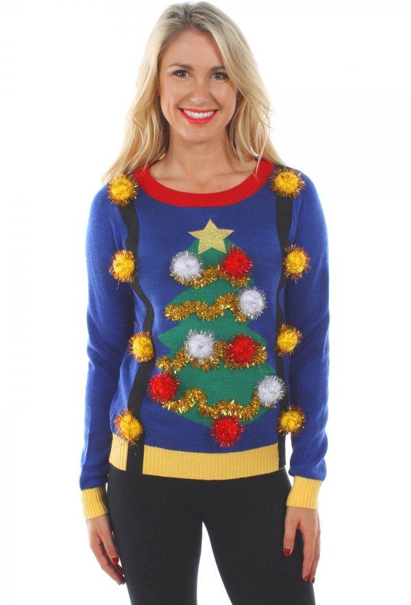 Puffball Sweater