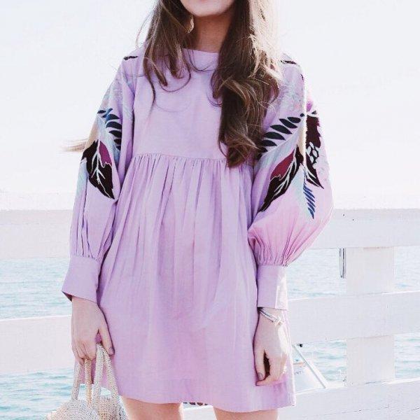 clothing, fashion model, purple, shoulder, sleeve,