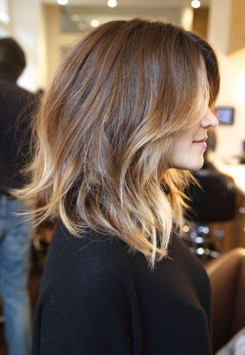 Perfect Shoulder Length Hair