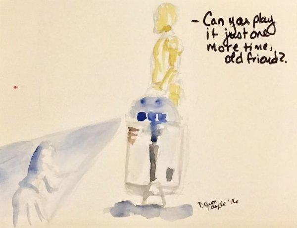 drawing, sketch, illustration, snowman, bottle,