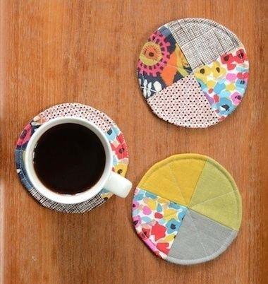 Circle Segment Coasters