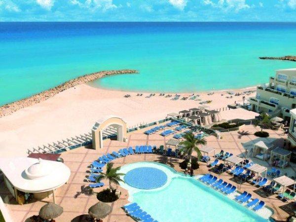 The Gran Caribe in Cancun, Mexico