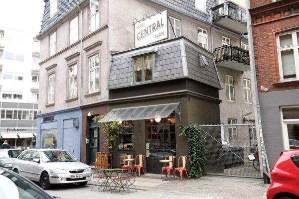 hotel centralt i københavn