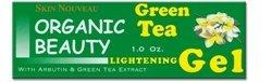 Green Tea Lightening Gel