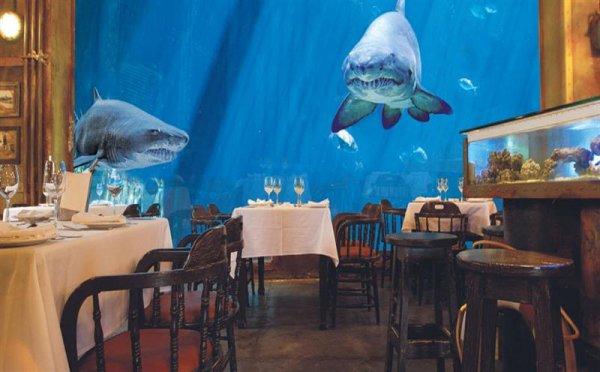 Cargo Hold Restaurant - Durban, South Africa