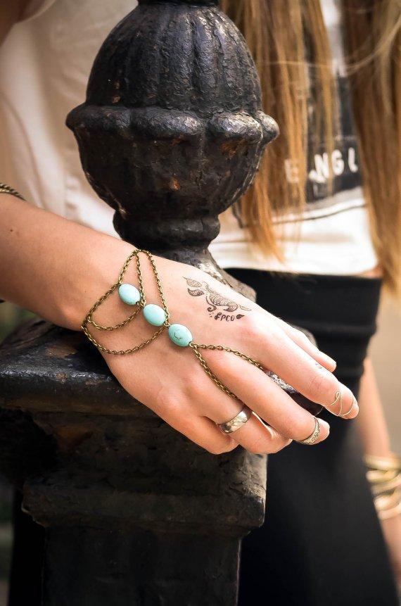 Boho Slave Bracelet