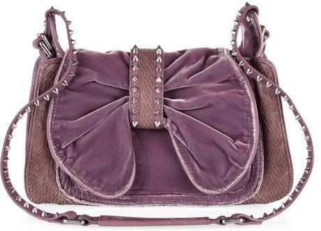 Phillip Lim Velvet Bag