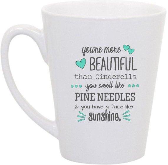 Bridesmaids-inspired Mug