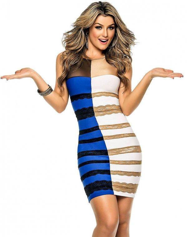Wear the Dress to Impress