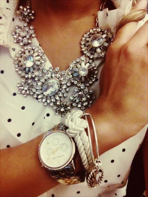 A Chunky Watch