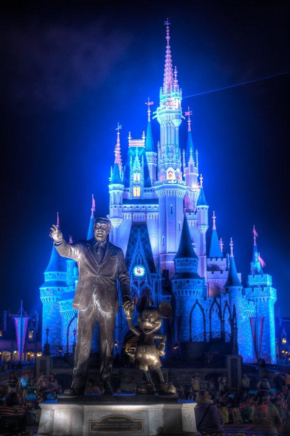 Walt Disney World: Bay Lake, Florida, USA