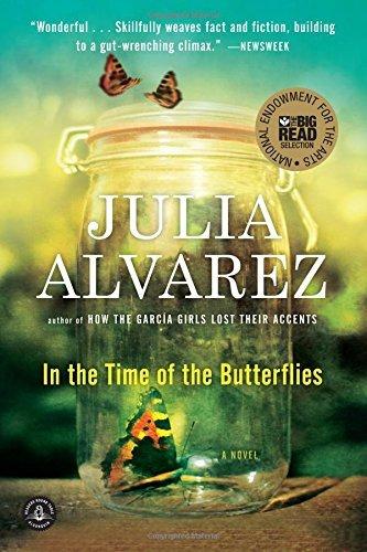 In the Time of Butterflies by Julia Alvarez