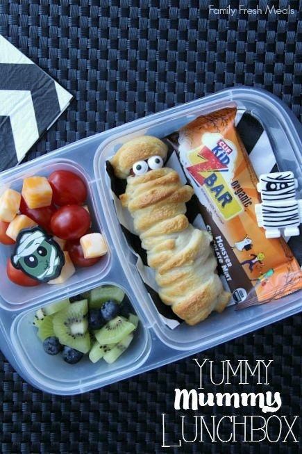 Mummy Lunch