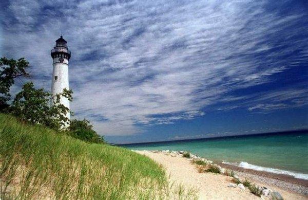 South Manitou Island, Lake Michigan, Michigan