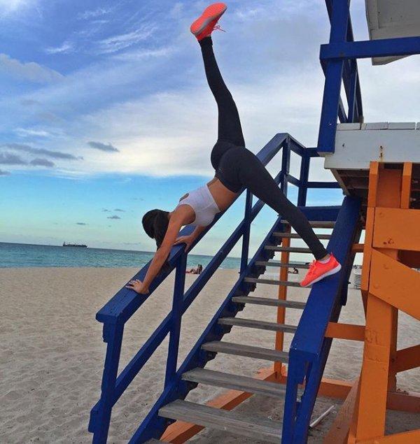 person, sea, jumping, vacation,
