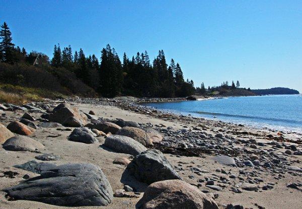 Roque Bluffs, Maine