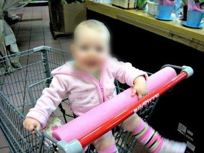 Shopping Cart Grip
