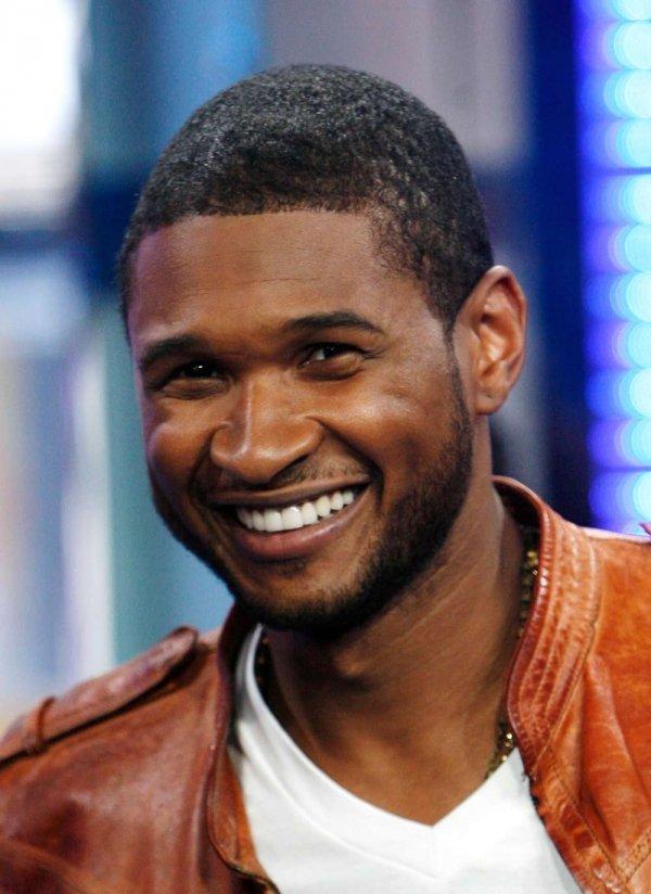 Usher – September 5, 2014