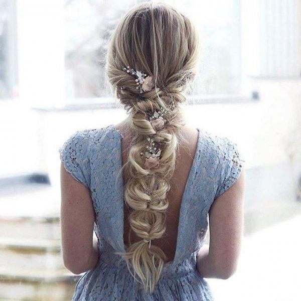 hair, hairstyle, long hair, dress, neck,