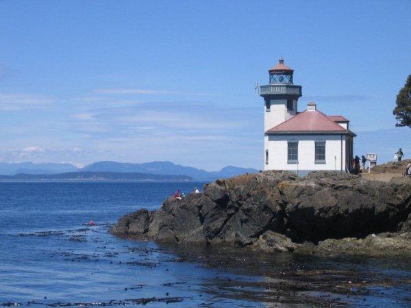 Lime Kiln Point, San Juan Island, Washington