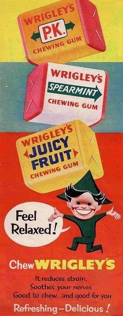 Wrigley's Gum