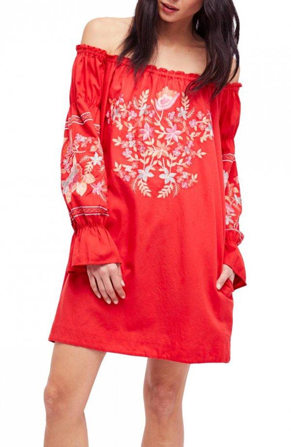 clothing, day dress, joint, dress, shoulder,